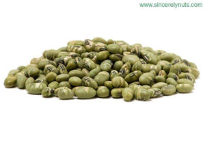 Edamame Dried (Roasted, Salted) - Sincerely Nuts