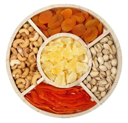 Mixed Fruit & Nut Gift Tray