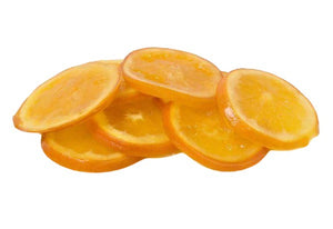 Glazed Orange Slices