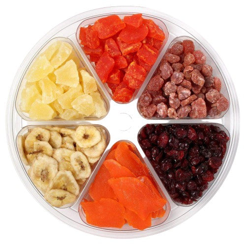 Tropical Dried Fruit Gift Tray