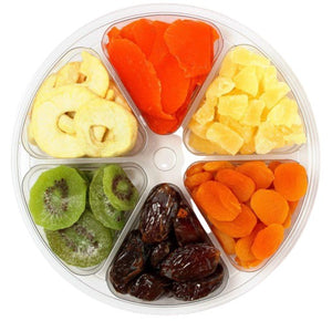Dried Mixed Fruit Tray