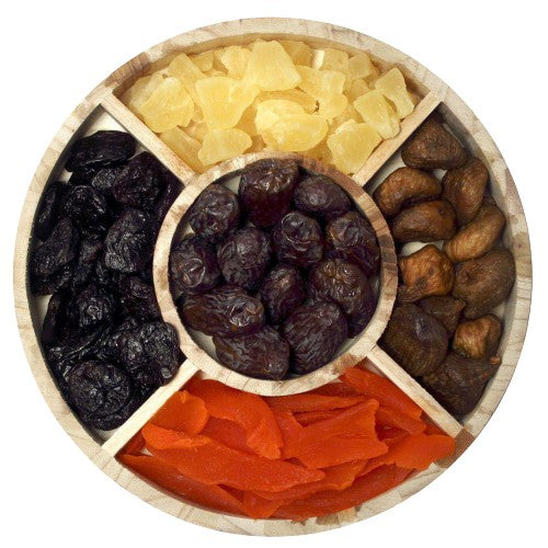 Mixed Dried Fruit Gift Tray