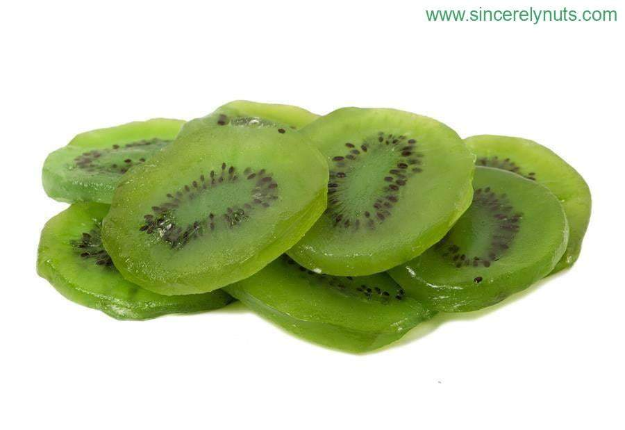 Glazed Kiwi Slices - Sincerely Nuts