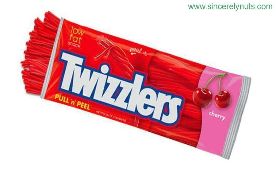 Hershey Licorice Twizzlers - Sincerely Nuts