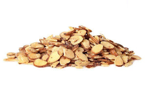 Honey Sliced Almonds - Sincerely Nuts
