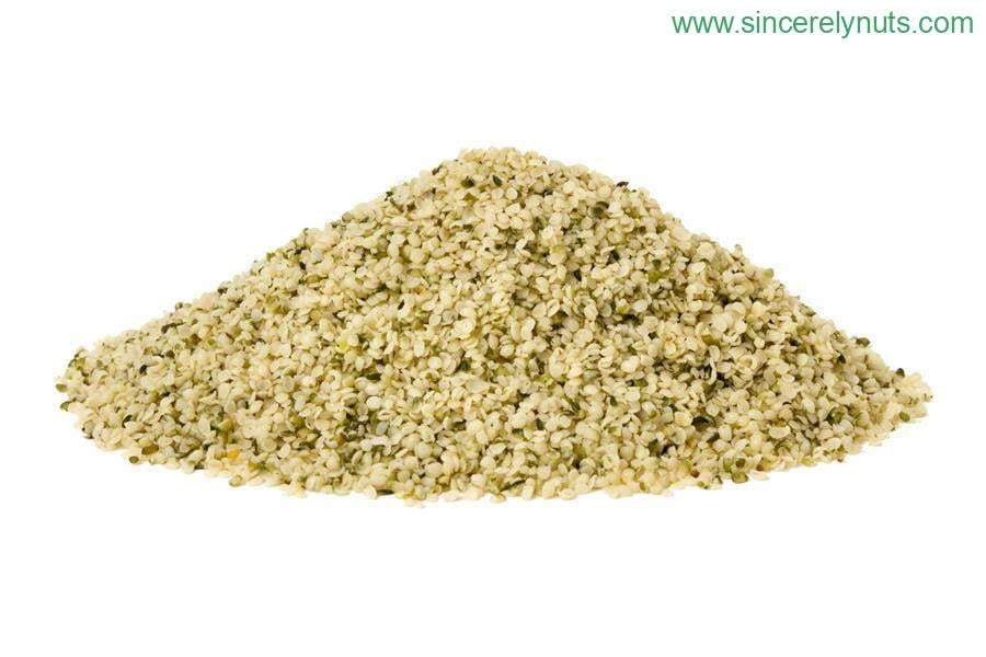 Hulled Hemp Seeds - Sincerely Nuts