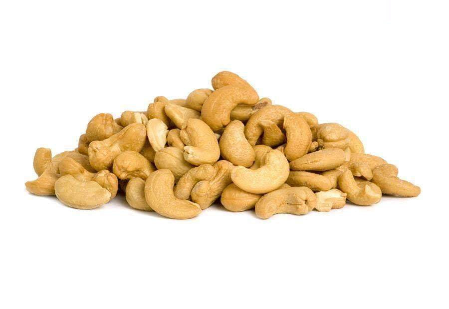 Jumbo Cashews Roasted Unsalted - Sincerely Nuts