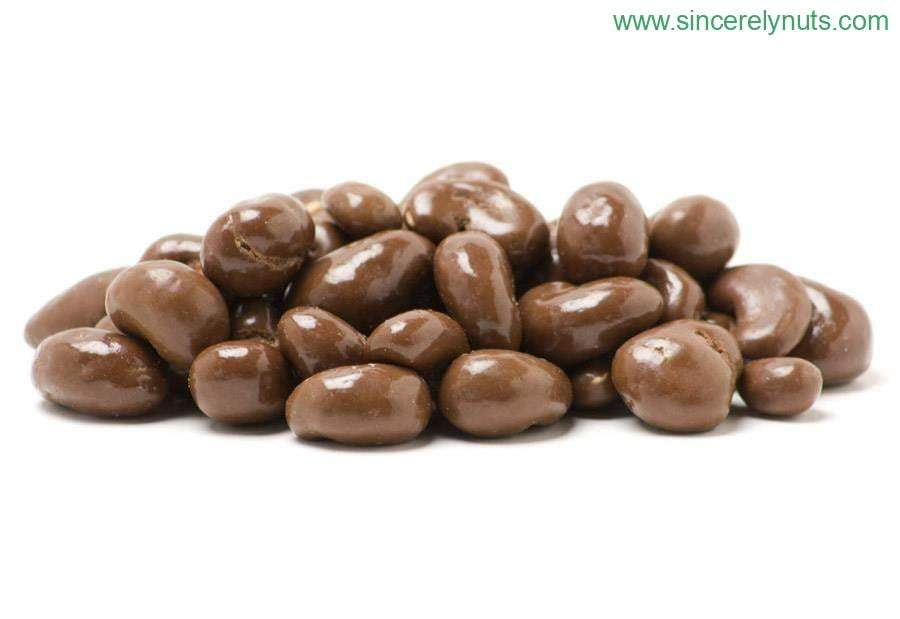 Milk Chocolate Cashews - Sincerely Nuts