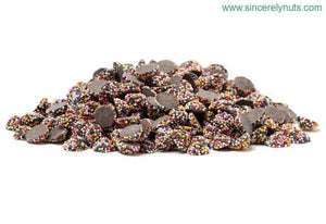 Mini Rainbow Non-Pareils - Sincerely Nuts