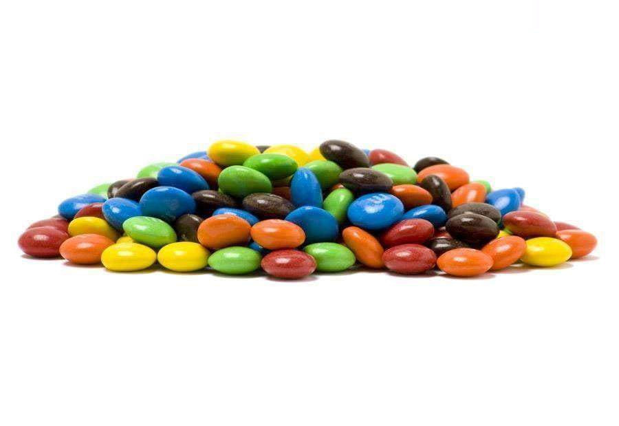 M&M Plain - Sincerely Nuts
