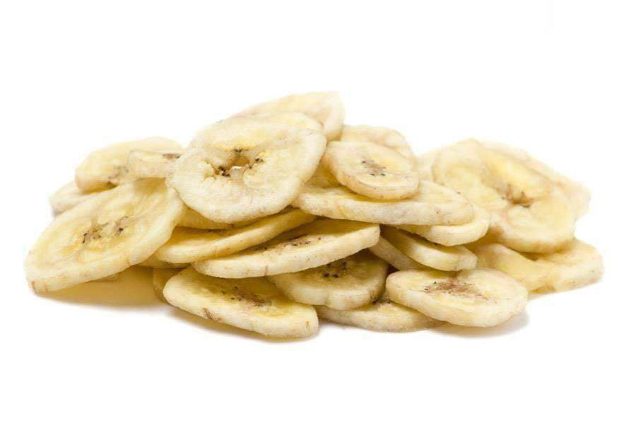 Organic Banana Chips - Sincerely Nuts
