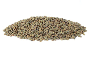 Organic French Green Lentils - Sincerely Nuts