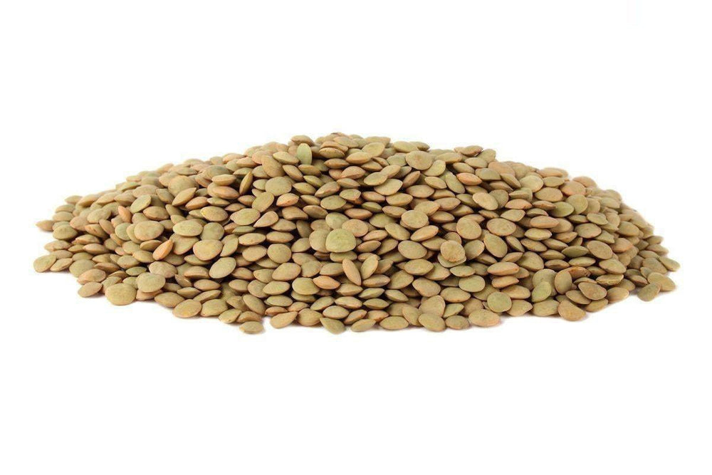 Organic Green Lentils - Sincerely Nuts