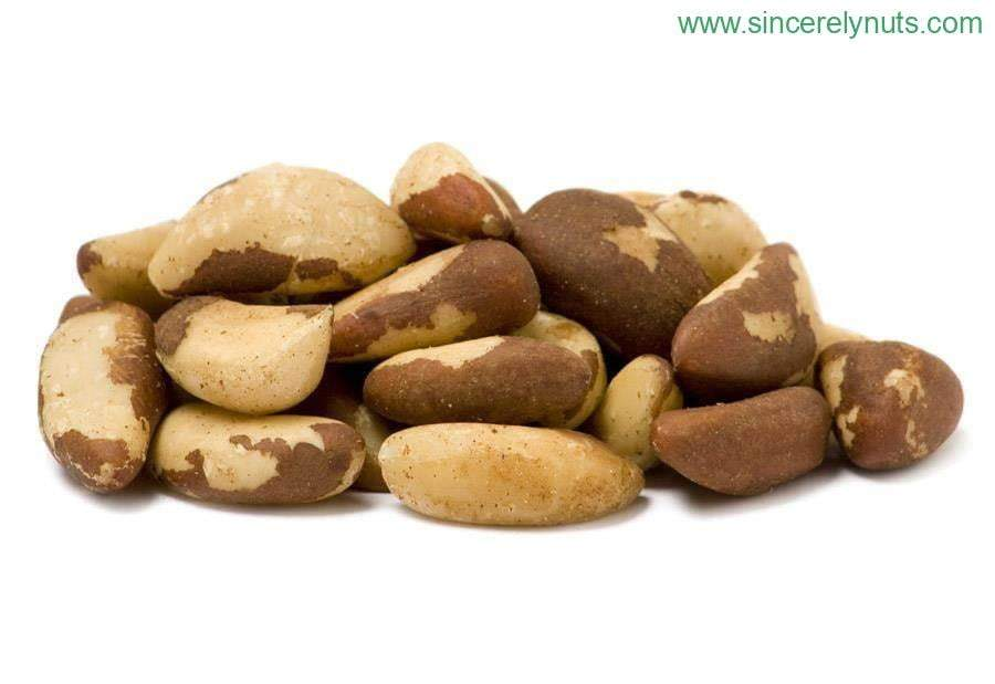 Organic Raw Brazil Nuts - Sincerely Nuts