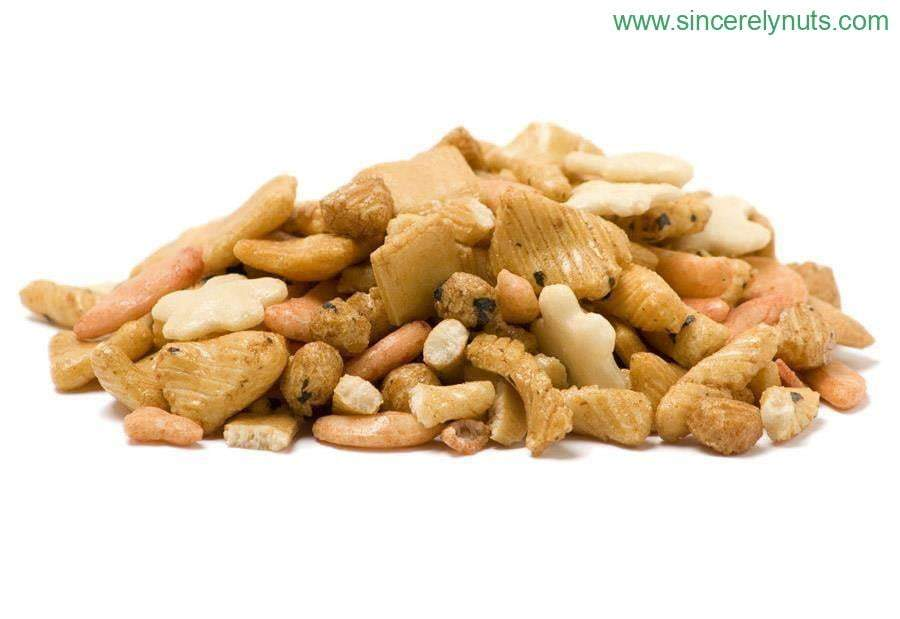 Oriental Rice Snacks - Sincerely Nuts