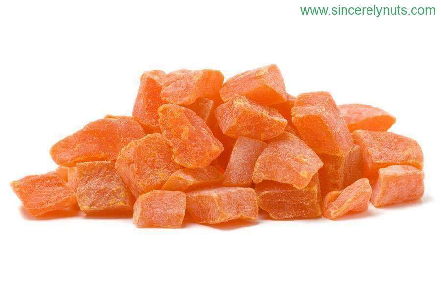 Papaya Chunks - Sincerely Nuts