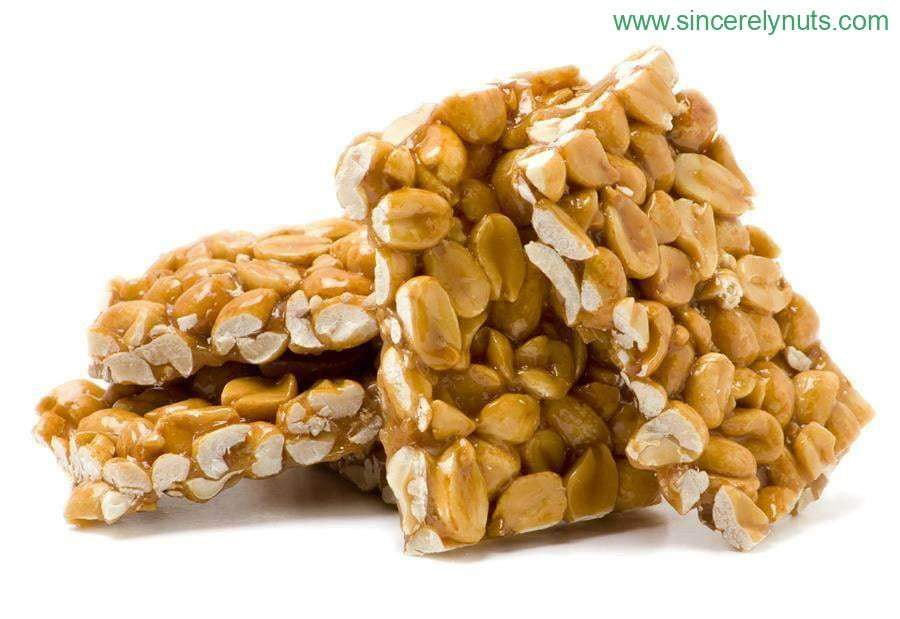 Peanut Brittle - Sincerely Nuts