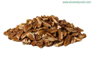 Pecan Halves and Pieces - Sincerely Nuts
