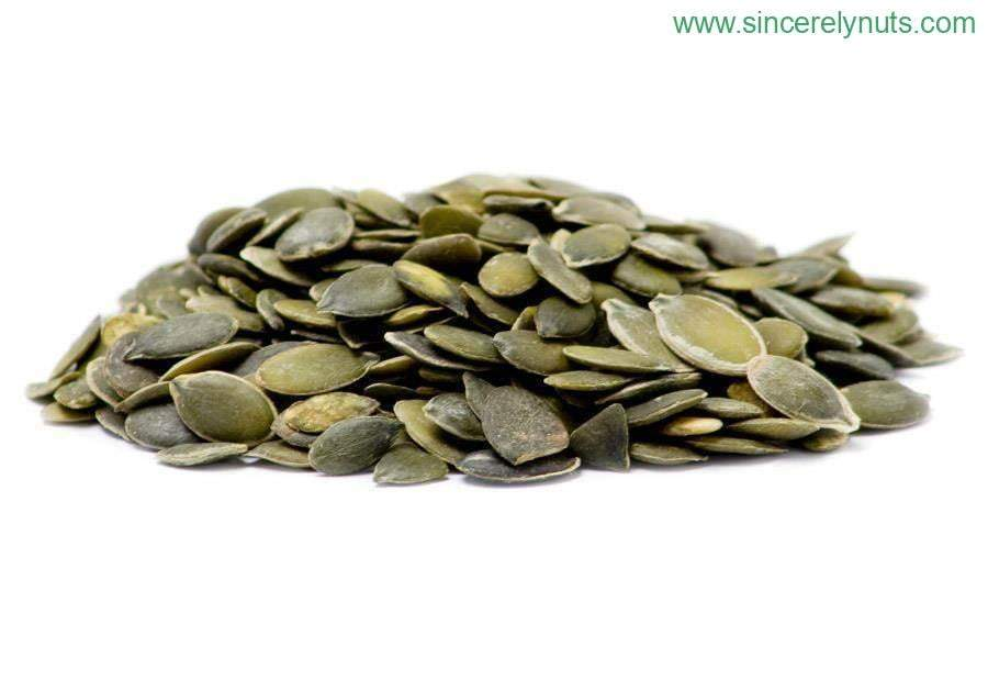 Pepitas (Shelled) - Pumpkin Seeds Raw - Sincerely Nuts