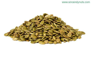 Pumpkin Seeds - Pepitas Roasted & UnSalted (No Shell) - Sincerely Nuts