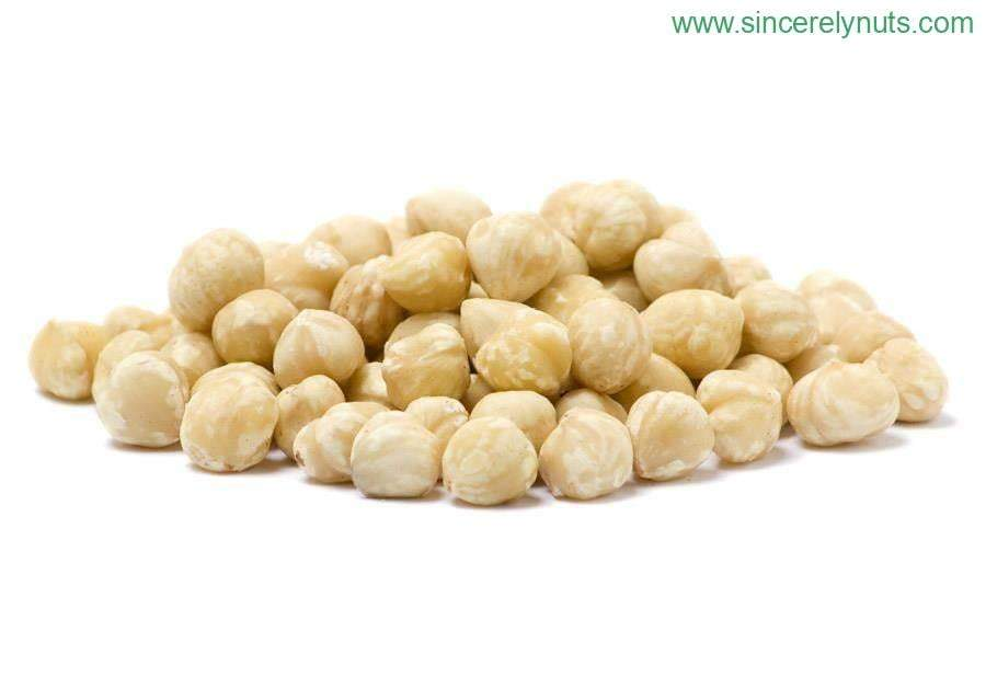 Raw Blanched Hazelnuts No Shell - Sincerely Nuts
