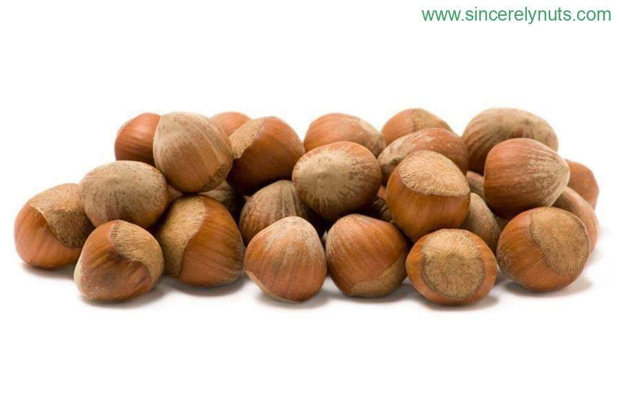 Raw Hazelnuts In Shell - Sincerely Nuts