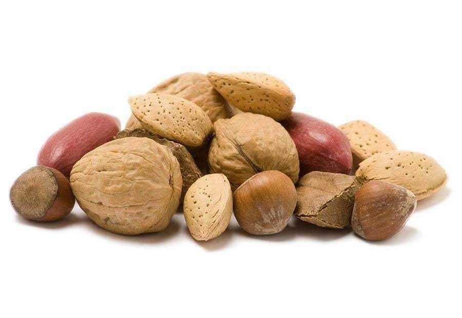 Raw Mixed Nuts in Shell - Sincerely Nuts
