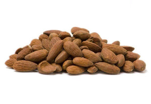 Roasted Almonds (Unsalted) - Sincerely Nuts