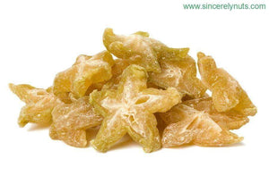 Starfruit Slice - Sincerely Nuts