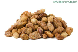 Toffee Mixed Nuts - Sincerely Nuts