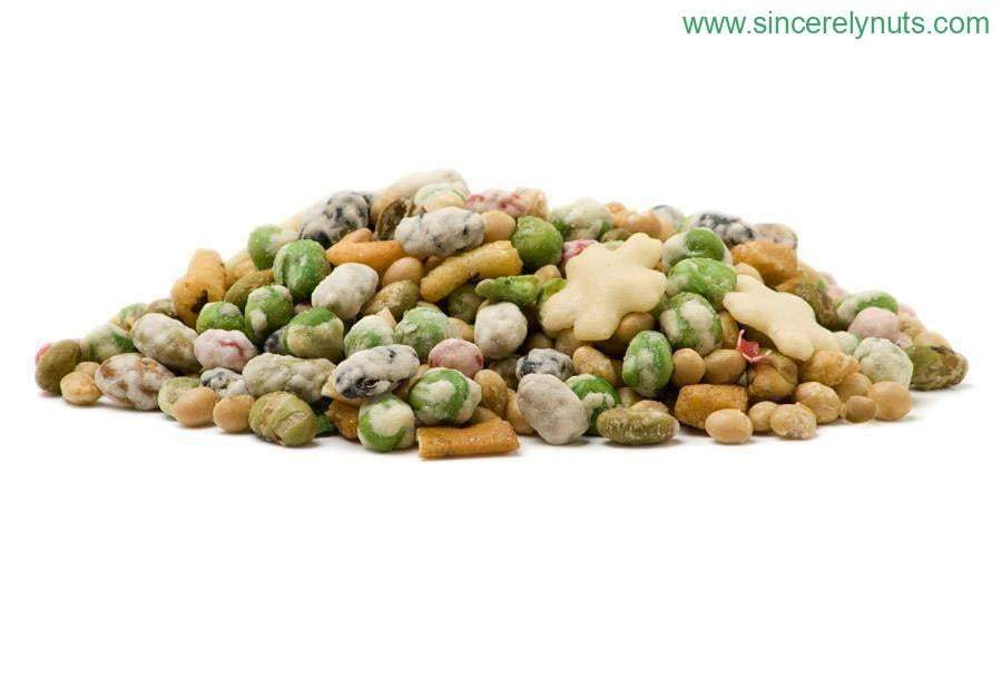 Wasabi Blast Mix - Sincerely Nuts
