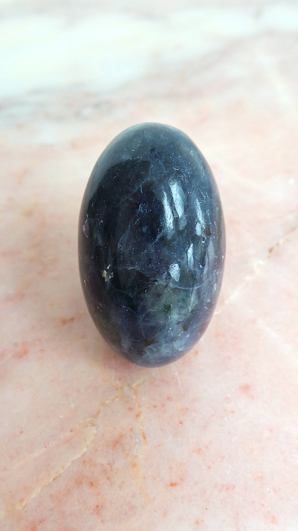 Stunning Iolite with Sunstone
