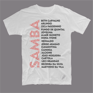 N-Things Moda - Camiseta Exclusiva Sambistas