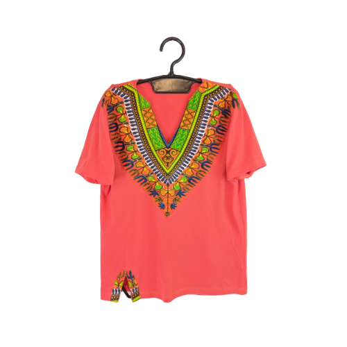 Zarina Slow Fashion - Camiseta Dashiki Zarina 2