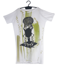 Carregar imagem no visualizador da galeria, Ateliê Fabiano Fernandes Slow Fashion - Maxi T-Shirt Color