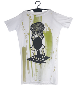Ateliê Fabiano Fernandes Slow Fashion - Maxi T-Shirt Color
