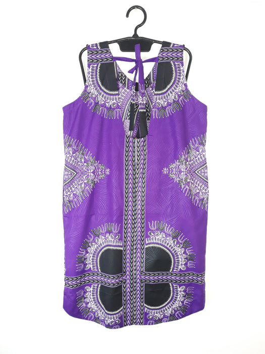 Mary.Afro Slow Fashion - Vestido Dashiki