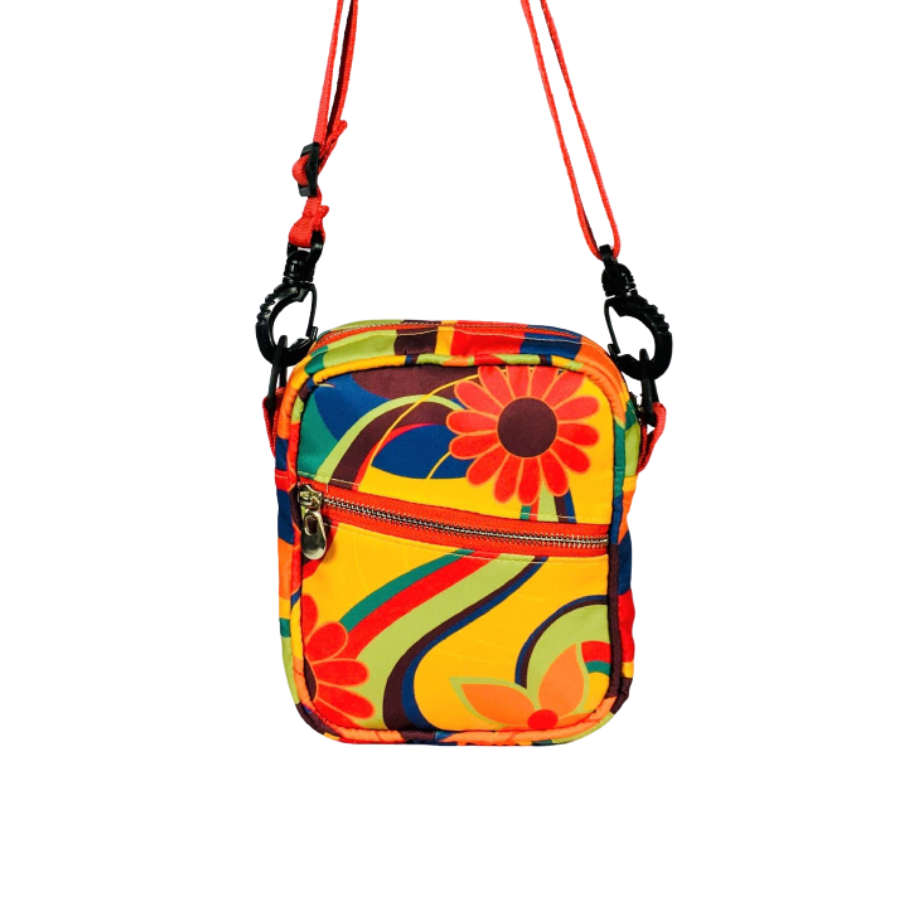 Bolsas - Bolsa Shoulder Bag Mix Flora