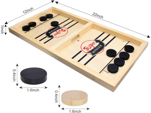 Fast Sling Puck Board Game-Buy 2 Free shipping