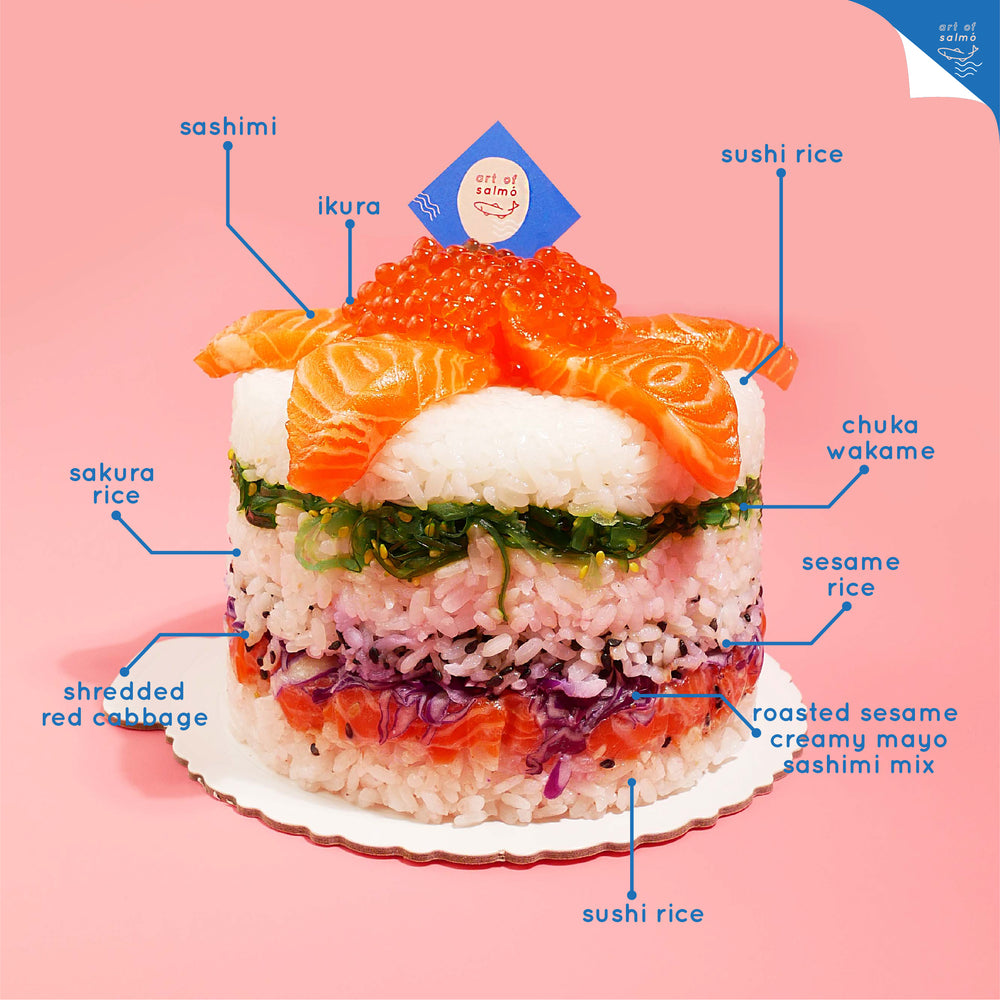 Load image into Gallery viewer, dory | mó-cake | non-spicy