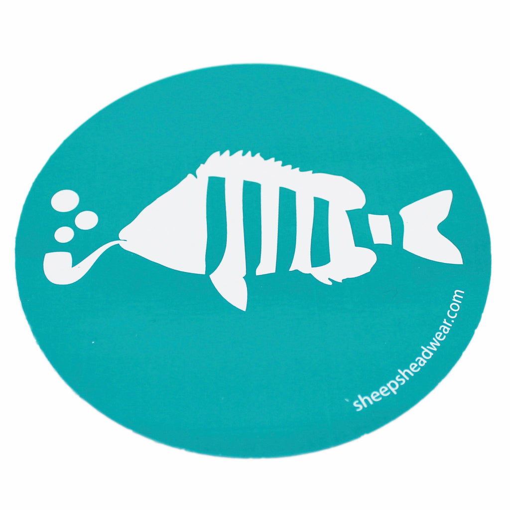 Bubble Stickers - Sheepshead  - 2