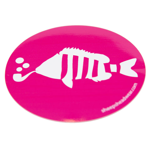 Bubble Stickers - Sheepshead  - 4