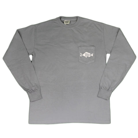 Grey Sleeved