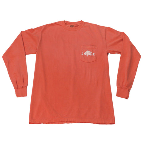 Salmon Sleeved