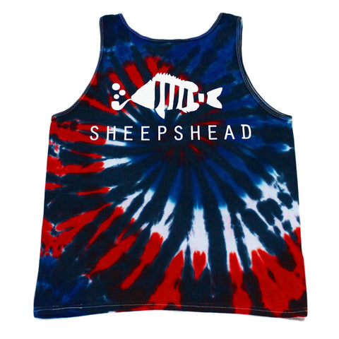 USA Tank Top - Sheepshead  - 2