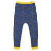 RHINO Organic Cotton Harem Pants/Federal Blue