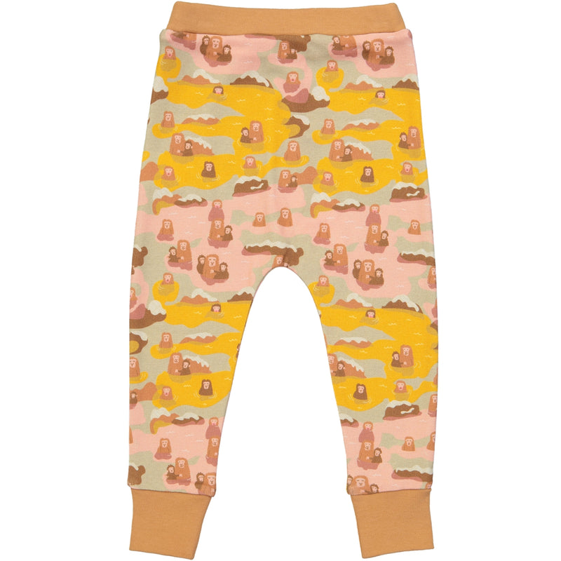 SARU Organic Cotton Harem Pants/Yellow