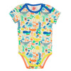 COCONUTS Tots Organic Cotton Body/Multicoloured (Under The Sea)