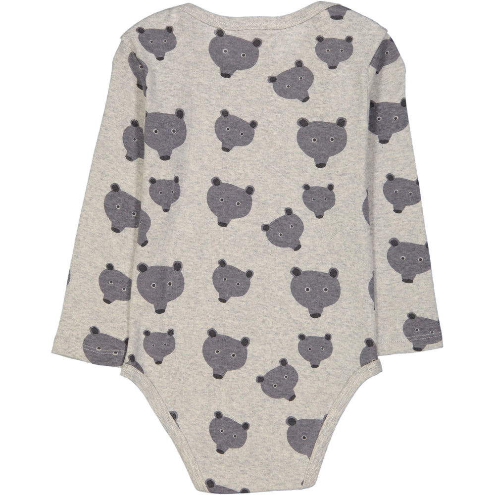 BANFF All over printed Tootsa Tots body/Light Heather Grey (Bears)