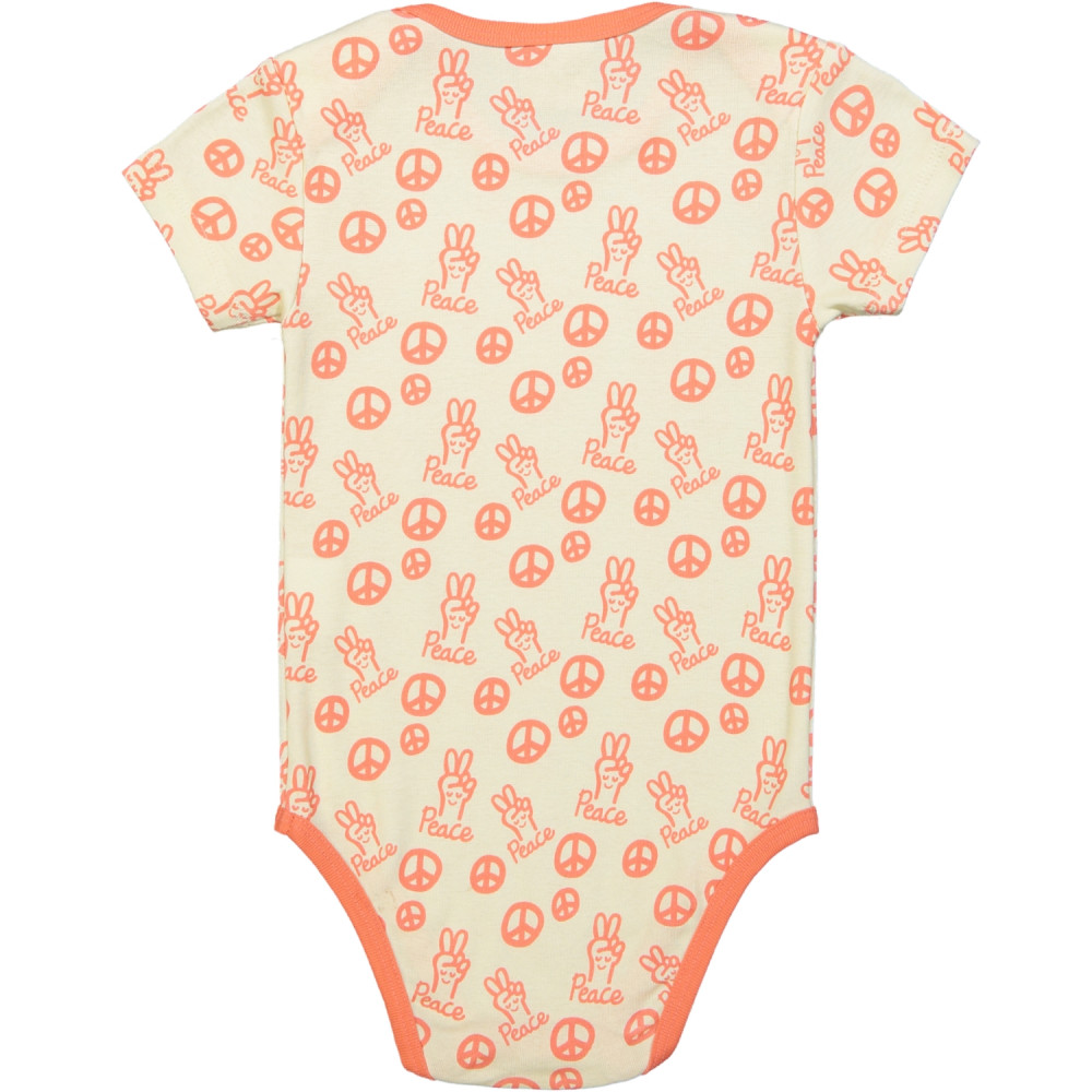 TOTO All over printed Tootsa Tots body/Coral